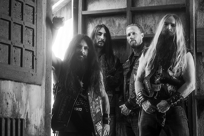 Black Label Society 2017