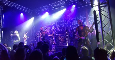 Belphegor live @ The Dome, London. Photo Credit: James Weaver