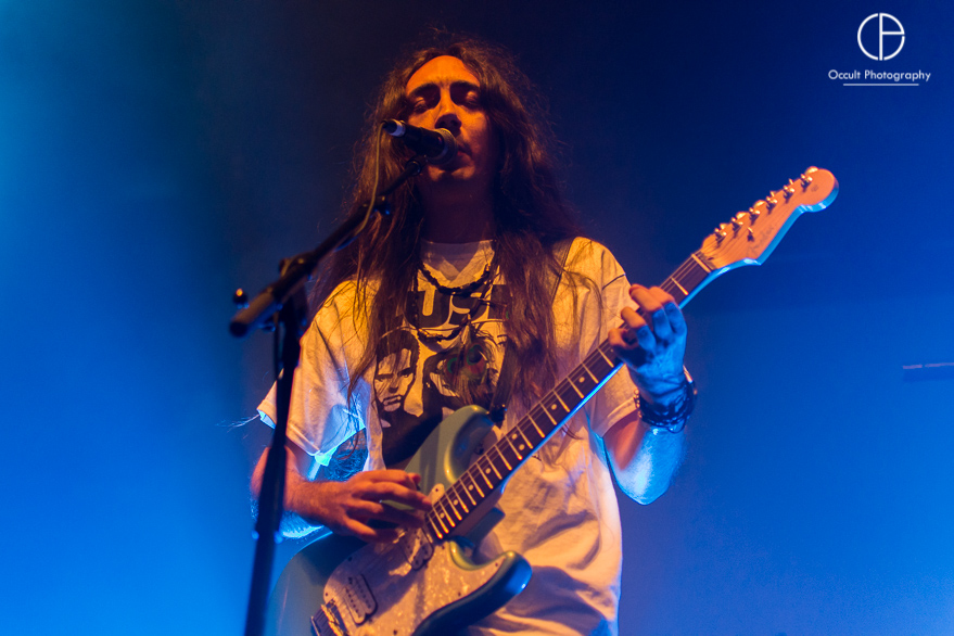 Alcest live @ The Ritz, Manchester. Photo Credit: Occult Photography