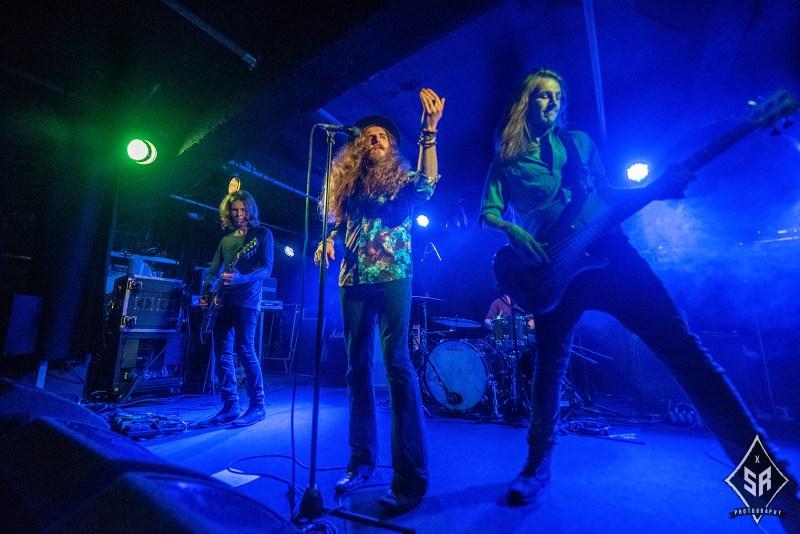 Bad Touch live @ Academy 3, Manchester. Photo Credit: Sabrina Ramdoyal Photography