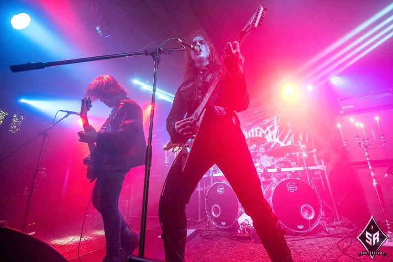 Necronautical live @ Rebellion, Manchester. Photo Credit: Sabrina Ramdoyal Photography