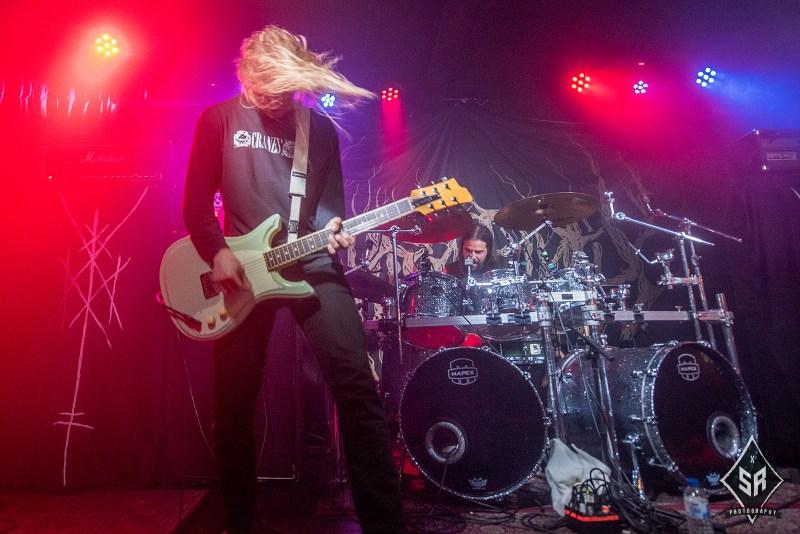 Wiegedood live @ Rebellion, Manchester. Photo Credit: Sabrina Ramdoyal Photography
