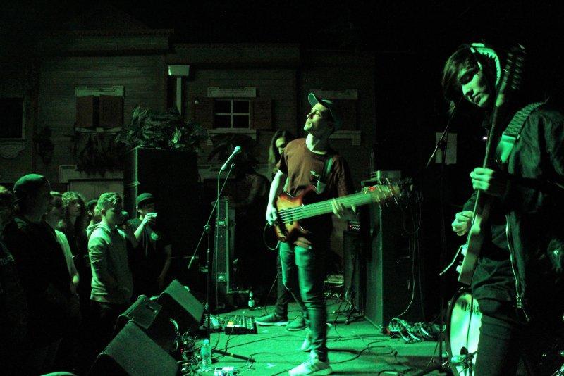 Polyphia live @ Mama Roux's, Birmingham Photo Credit: Jamie Vann-Watson