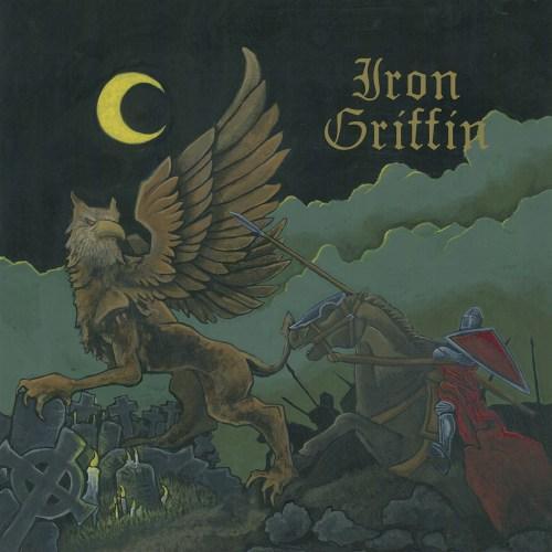 Iron Griffin - Iron Griffin