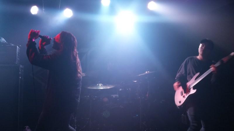 Polaris live @ Impericon Never Say Die! Tour 2017. Photo Credit: James Croft