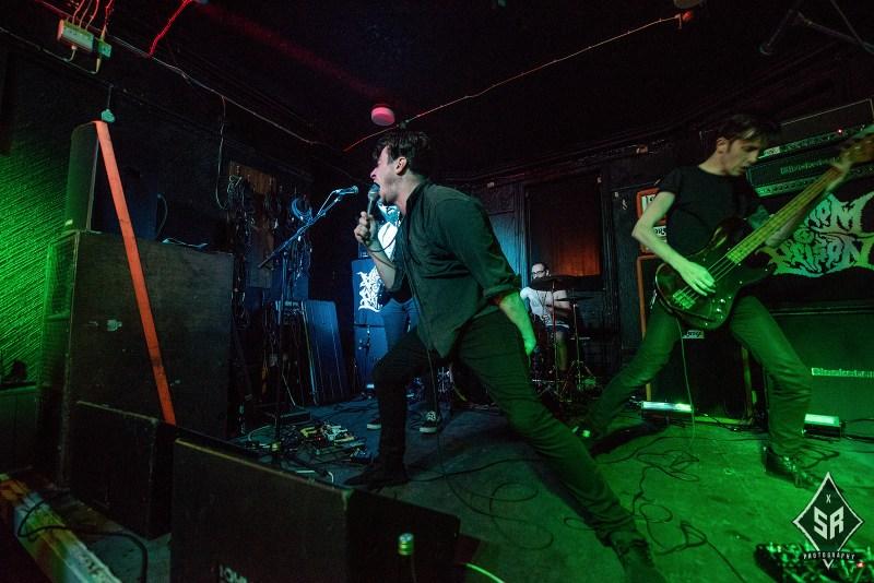 Corrupt Moral Altar live @ The Star and Garter, Manchester. Photo Credit: Sabrina Ramdoyal Photography