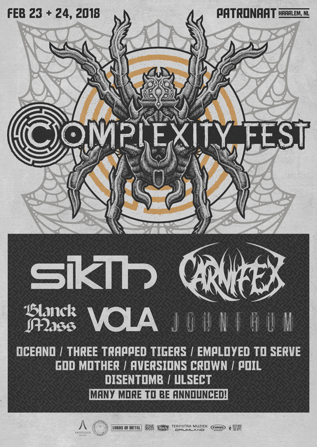 Complexity Festival 2018 - November