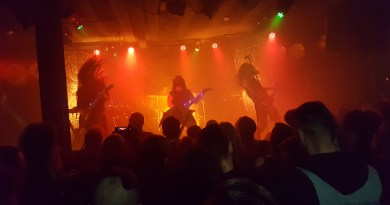 Wolves In The Throne Room live @ Rebellion, Manchester. Photo Credit: James Weaver