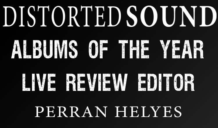 Distorted Sound Albums of the Year 2017 - Perran Helyes