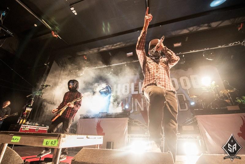 Hollywood Undead live @ Academy, Manchester. Photo Credit: Sabrina Ramdoyal Photography