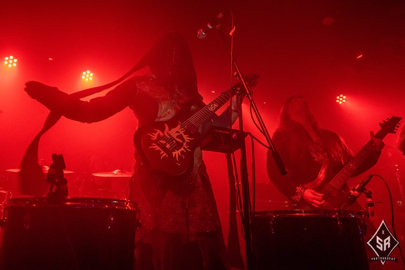 Schammasch live @ Rebellion, Manchester. Photo Credit: Sabrina Ramdoyal Photography