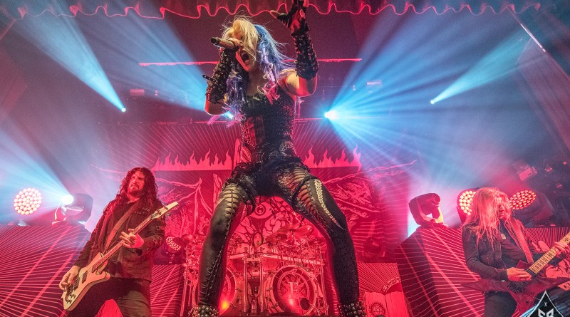 Arch Enemy live @ The Ritz, Manchester. Photo Credit: Sabrina Ramdoyal Photography