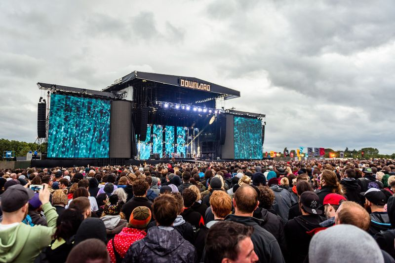 FESTIVAL REVIEW: Download Festival 2019 - Sunday - Distorted Sound