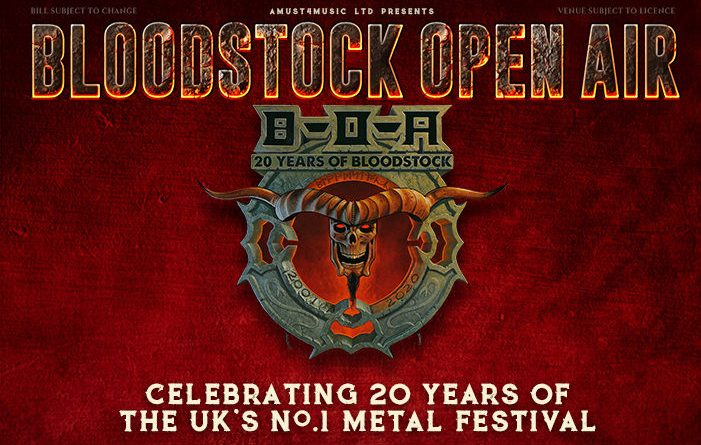 Butcher Babies Tour 2020 Bloodstock Festival announces first bands for 2020   Distorted
