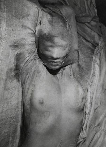 Wet Veil, Paris, 1937