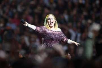Adele Live Concert