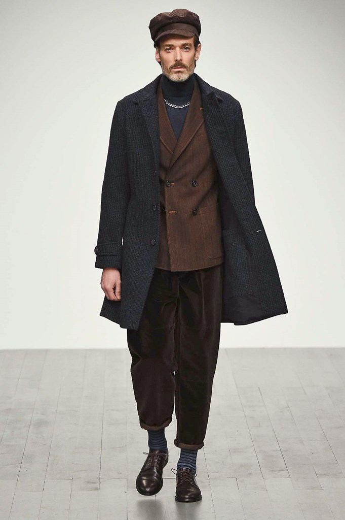 Oliver Spencer AW18 London fashion Week Mens_Distract TV 09_RIchard Biedul