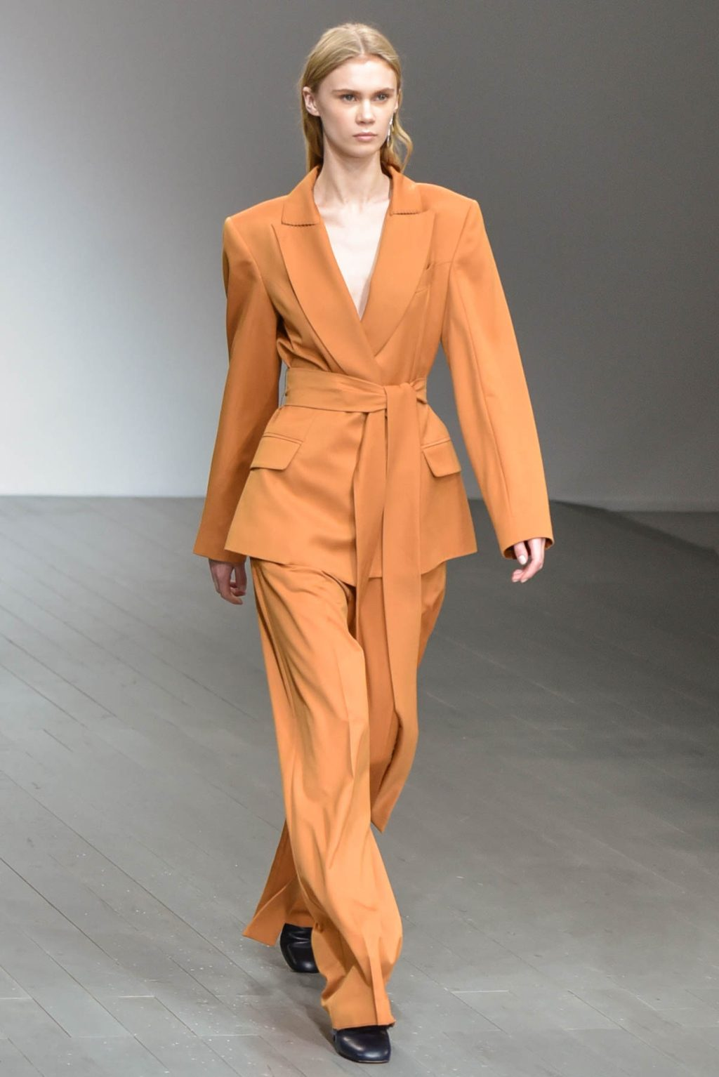 Teatum Jones Created A Cool Update On The Trench Coat: LFW-AW18-Teatum-Jones-Kimberley-Larmouth-The-Upcoming-29