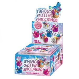 Imagen Colección Magic Glitter Unicorner | Charm Distribox