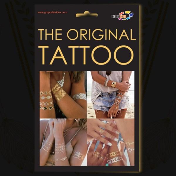 Imagen Colección Tattoo | Charm Distribox
