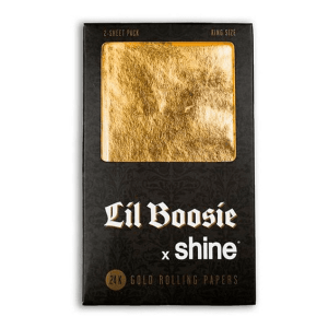 Shine® x Lil Boosie 2 sheet pack