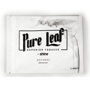 Pure Leaf Wraps® – Natural