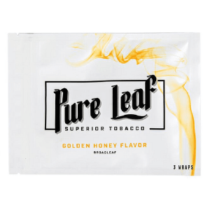 Pure Leaf Wraps® – Golden Honey