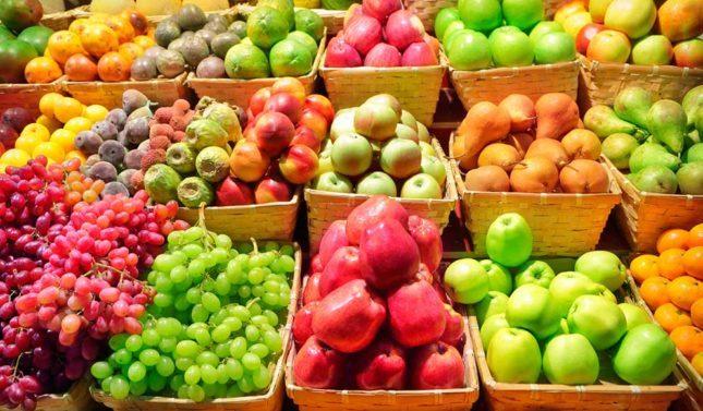 El mes de la fruta será agosto
