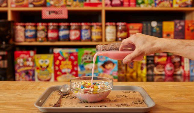 Cereal Hunters Café: la moda que llega a la Gran Vía