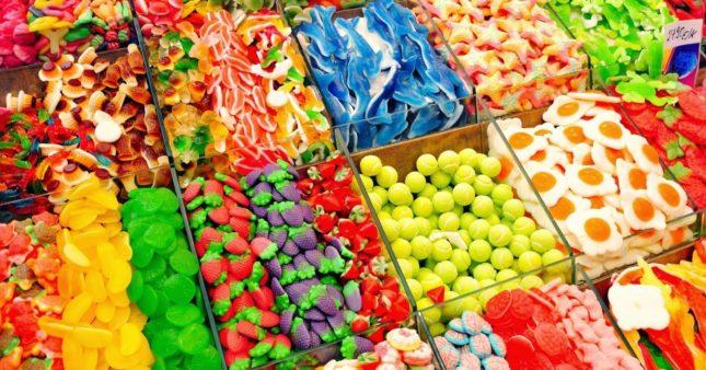 Aumenta el consumo de dulces en España