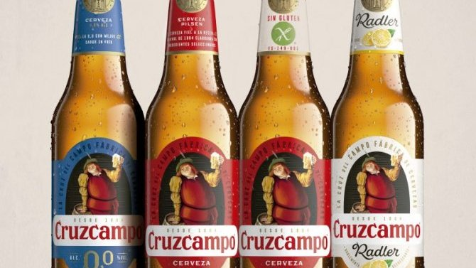 Cruzcampo renueva su imagen con una inspiración en su origen
