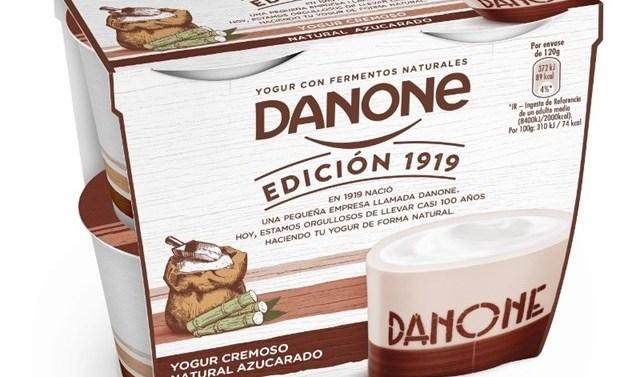 Danone da un impulso a sus ventas en España gracias a la innovación