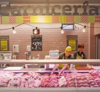 Los supermercados, la principal opción de los españoles para la compra de alimentación en Navidad