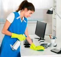 ¿Qué pasa cuando nuestra empresa de limpieza de oficinas no acude a trabajar?
