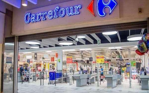 Carrefour tuvo pérdidas por 861 millones de euros durante primer semestre de 2018