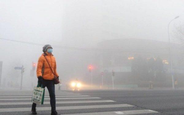 Casi la totalidad de los españoles respira aire peligroso para la salud