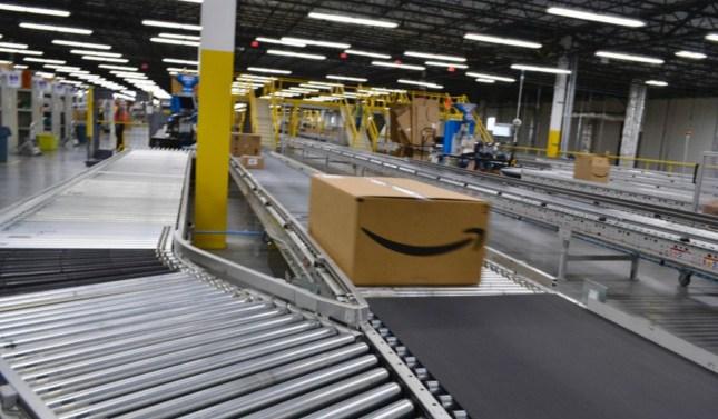 Amazon actualiza su estrategia de ventas para productos poco rentables