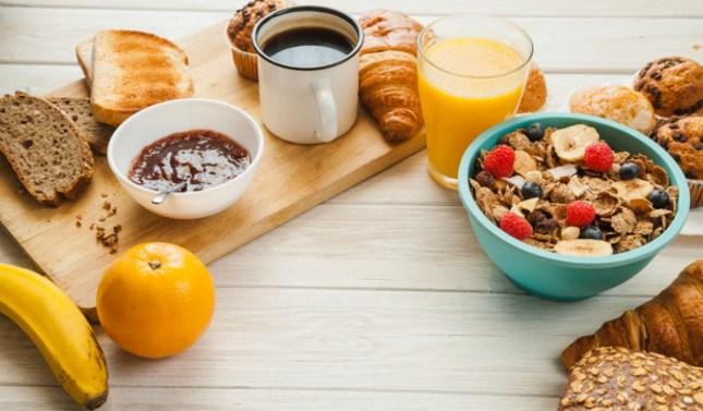 El desayuno deja de ser la comida más importante del día