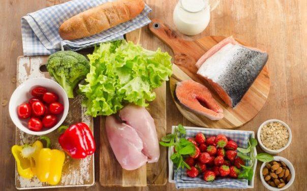 Alimentos ideales para comenzar la semana con energía