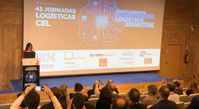 La inteligencia artificial y la transformación digital, protagonistas de las Jornadas Logísticas CEL