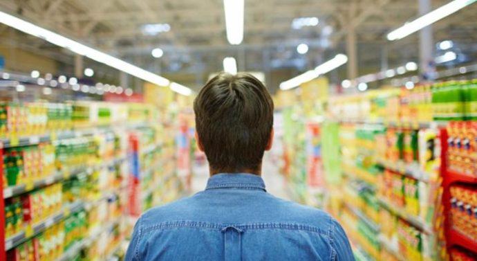 Cada español gastó 2.526 euros en comida y bebida durante 2018