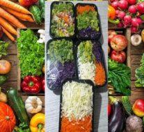 El consumo de ensaladas y verduras preparadas se dispara en España