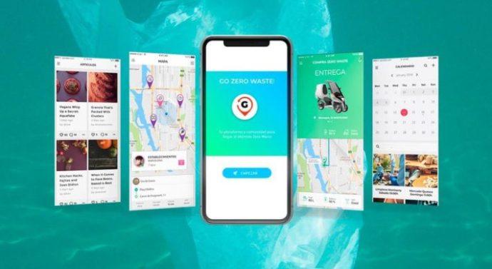 Go Zero Waste, la app que ayuda a reducir residuos