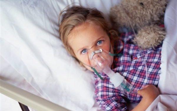 El 33% de los casos de asma infantil son por contaminación atmosférica