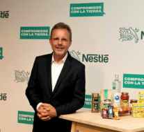 Nestlé invierte millones de euros contra el cambio climático