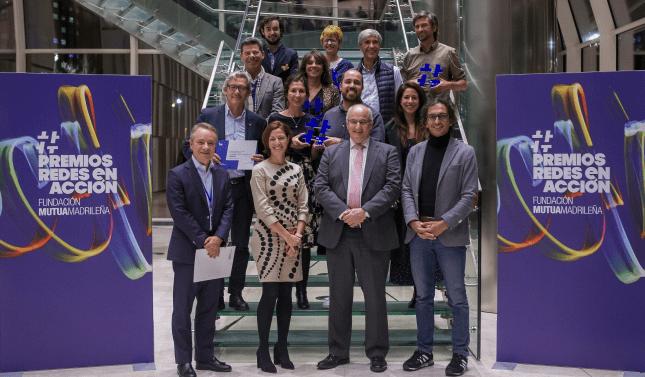 Fundación Mutua Madrileña reconoce diversos proyectos solidarios lanzados en redes sociales