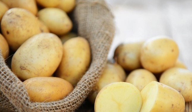El precio de la patata, casi un 50% más barato que el año pasado