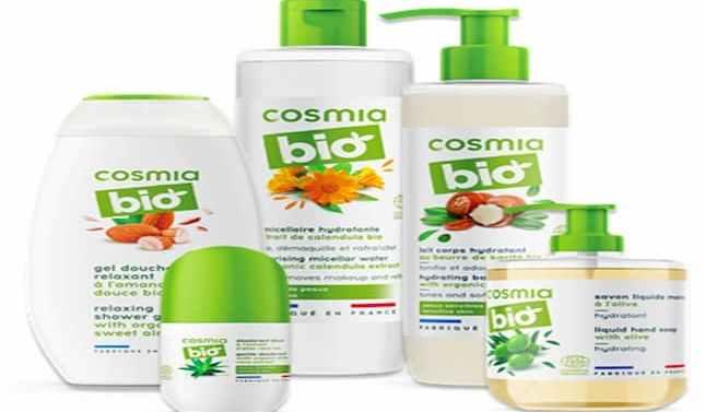Cosmia refuerza su gama con productos Bio