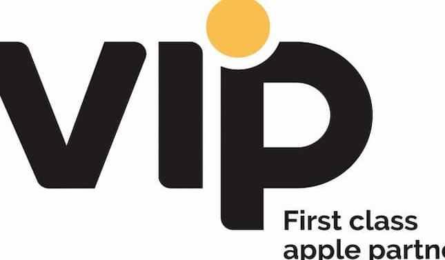 VI.P presenta nuevo logo