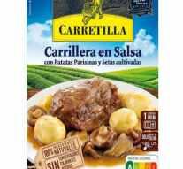 Carretilla incorpora el sello Nutri-Score en los envases de la gama de Platos Listos